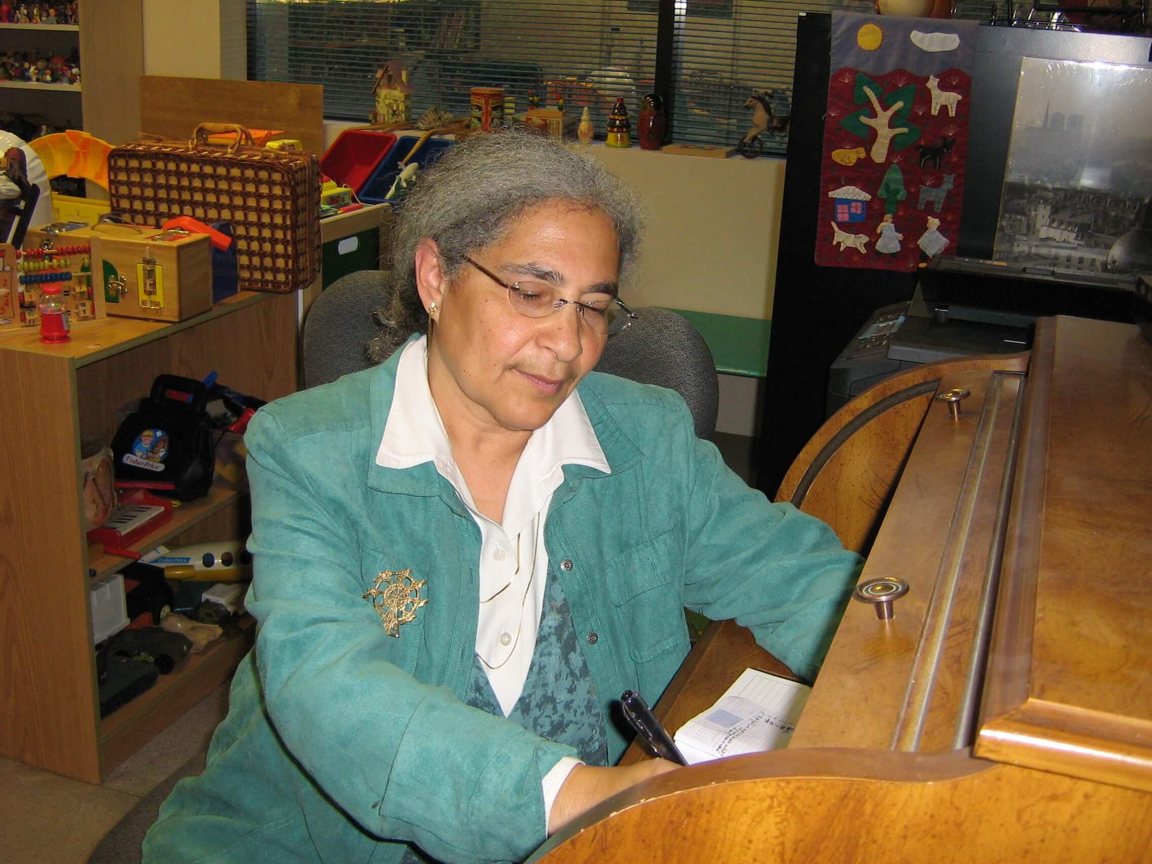 Dajenya Shoshanna Kafele, LCSW, Board Secretary